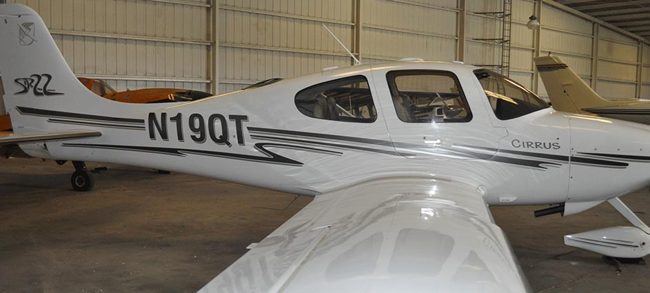 rent cirrus sr 22