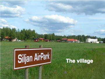 airpark village sijan