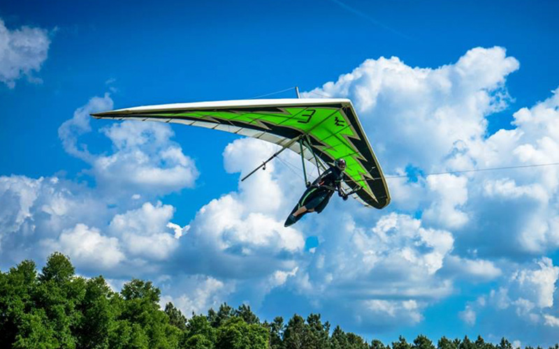 Air at Quest Air Hang Gliding