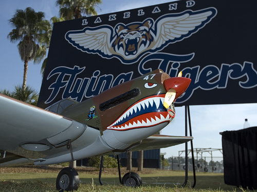 flying tigers baseball