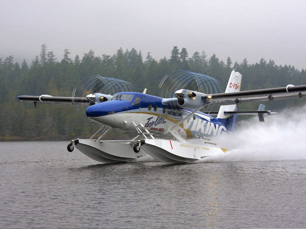 Viking Twin Otter 400S