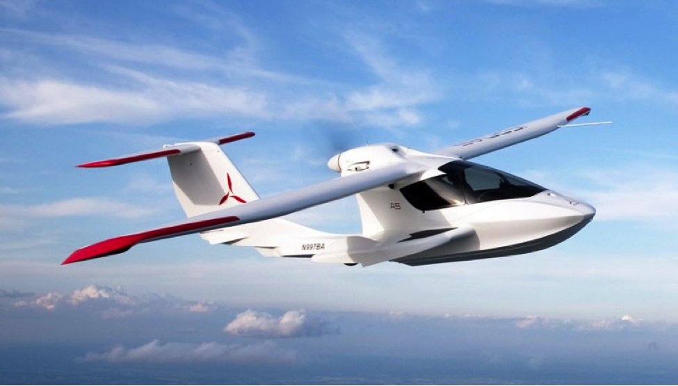 icon a5 amphibian aircraft